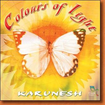 Colours of Light - new age and relaxation music by Karunesh