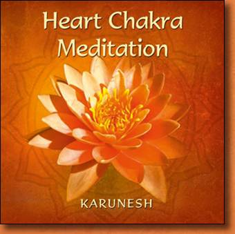 Heart Chakra Meditation - meditation music by Karunesh