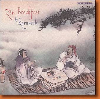 Zen Breakfast - new age and relaxation music by Karunesh